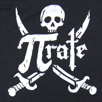 Image of Pirate Math Shirt